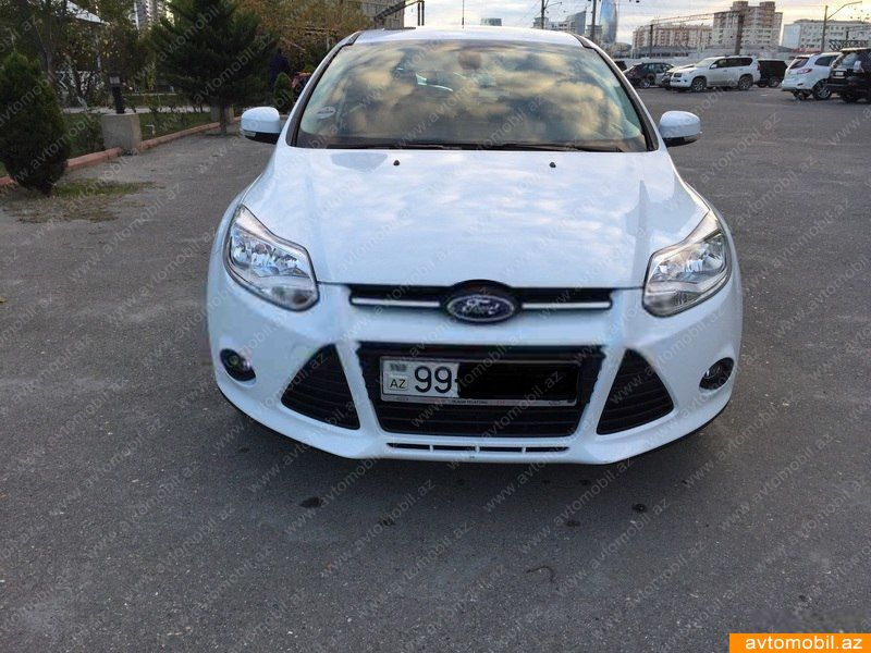 Ford Focus 1.6(lt) 2014 Second hand  $9740