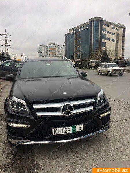 Mercedes-Benz GL 500 4.7(lt) 2013 Second hand  $58500