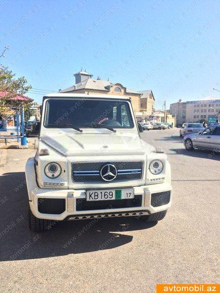 Mercedes-Benz G 63 AMG 5.5(lt) 2013 Second hand  $126000