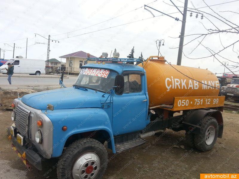 GAZ  4.2(lt) 1987 İkinci əl  $7000