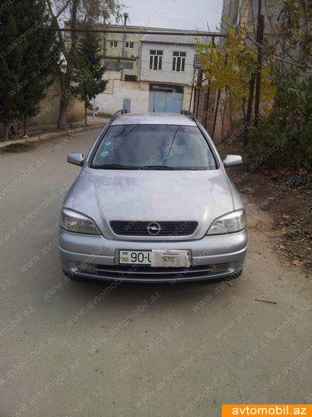 Opel Astra 1.6(lt) 1999 Подержанный  $4250