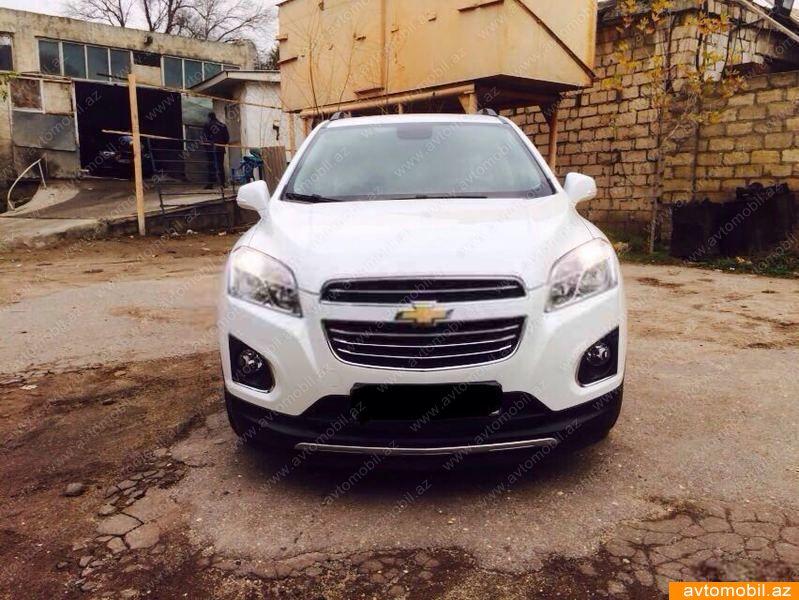 Chevrolet Trax 1.8(lt) 2015 Подержанный  $14460