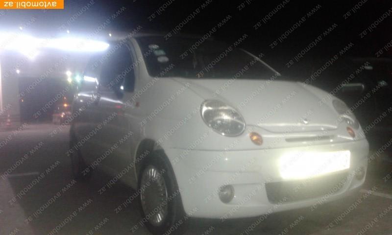 Daewoo Matiz 0.8(lt) 2011 Подержанный  $5100