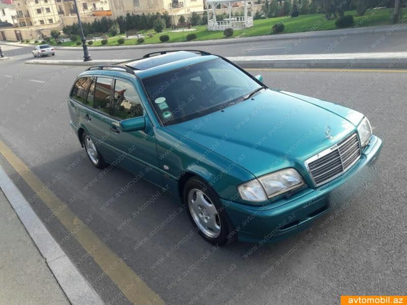 Mercedes-Benz C 180 1.8(lt) 1998 Подержанный  $5600