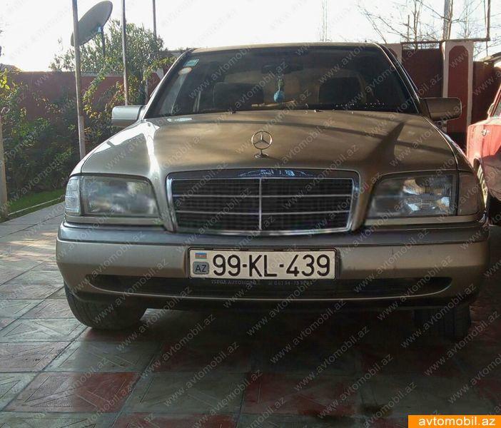 Mercedes-Benz C 180 1.8(lt) 1995 Подержанный  $4130
