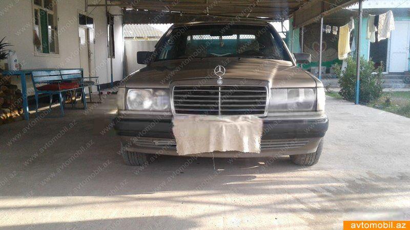 Mercedes-Benz 190 2.0(lt) 1991 Подержанный  $3250