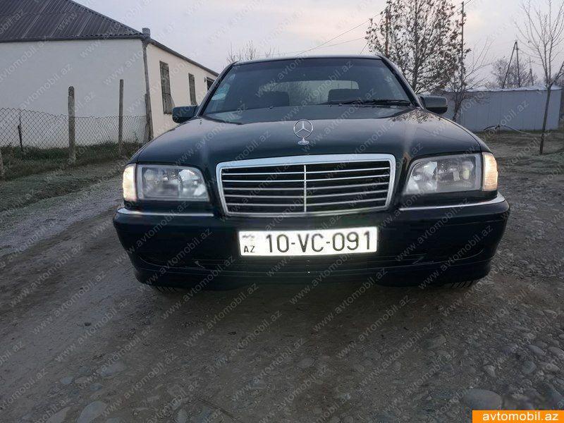 Mercedes-Benz C 200 2.0(lt) 1998 Подержанный  $6310