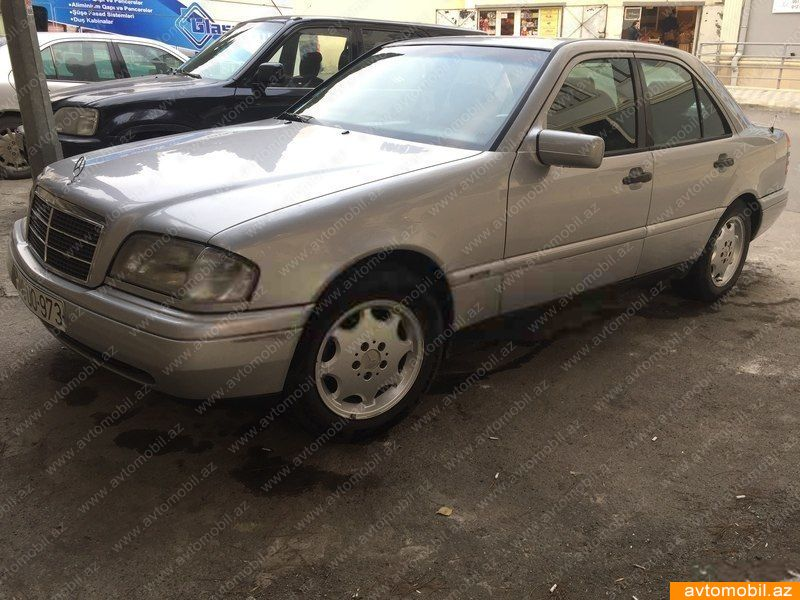 Mercedes benz c 180 second hand 1995 4040 gasoline for 2nd hand mercedes benz