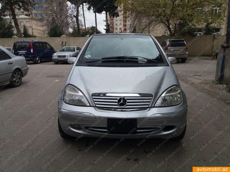 Mercedes-Benz A 160 1.6(lt) 2004 Second hand  $3540
