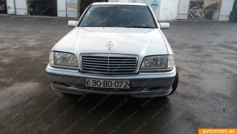 Mercedes-Benz 220 2.2(lt) 1997 İkinci əl  $4500
