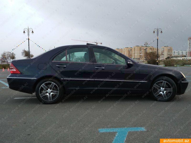 Mercedes benz c 240 second hand 2001 5550 gasoline for Second hand mercedes benz