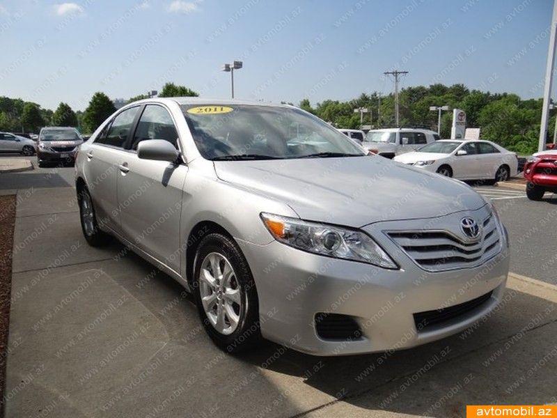 Toyota Camry 2.5(lt) 2011 Подержанный  $3500