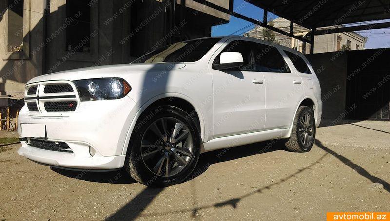 Dodge Durango 3.6(lt) 2013 İkinci əl  $22800