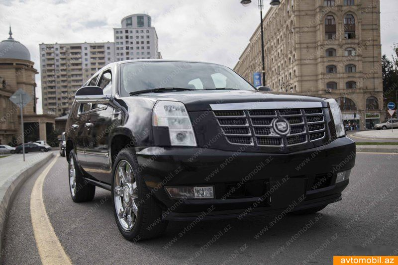 Cadillac Escalade 6.2(lt) 2008 İkinci əl  $26000
