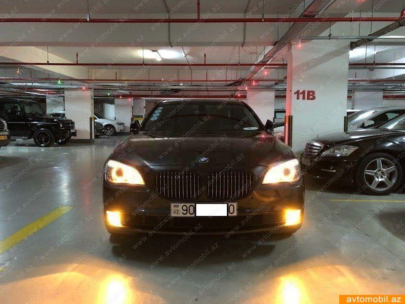 BMW 740 3.0(lt) 2009 Подержанный  $22500