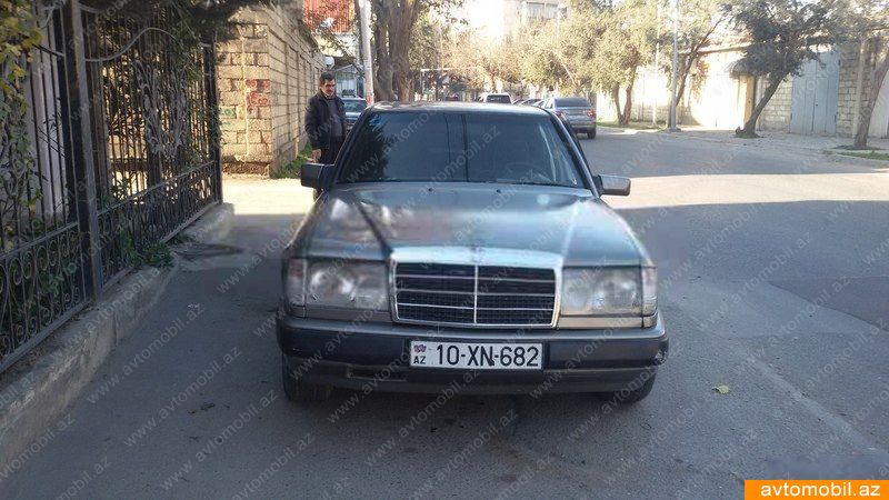 Mercedes-Benz E 260 2.6(lt) 1988 Second hand  $1980