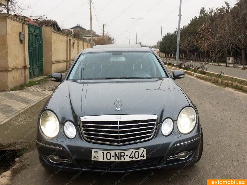 Mercedes benz e 350 elegance second hand 2007 15500 for Mercedes benz second hand cars
