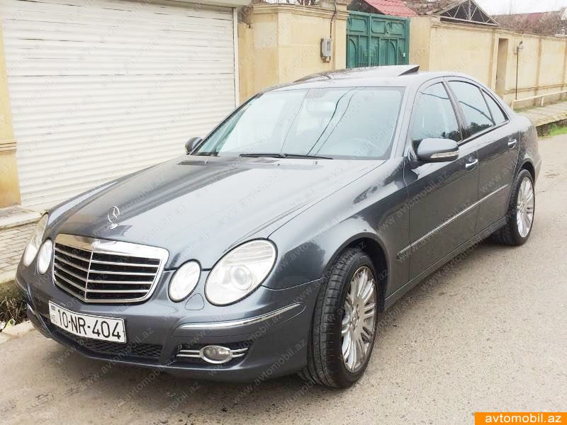 Mercedes benz e 350 elegance second hand 2007 15500 for 2007 mercedes benz e 350
