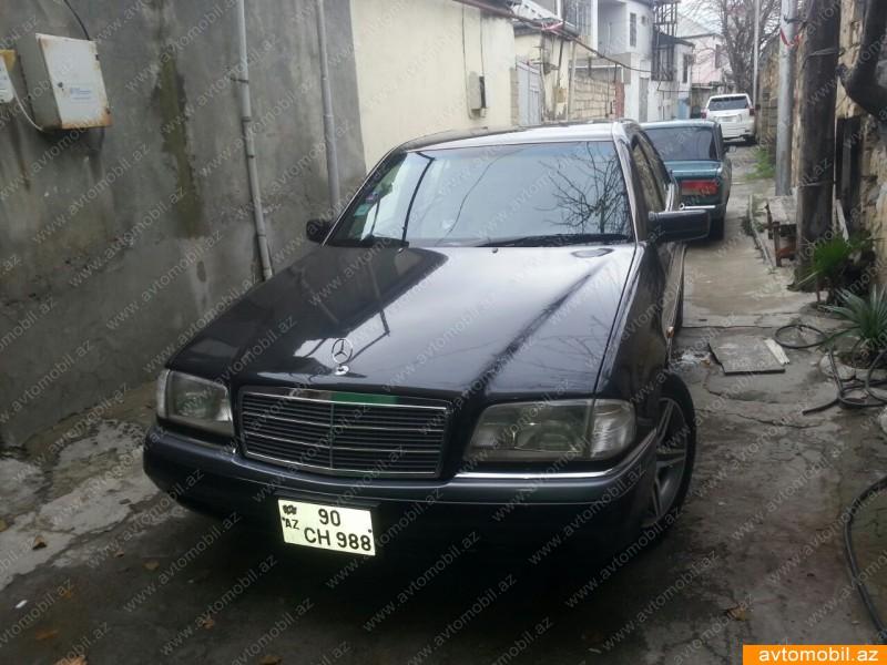 Mercedes-Benz 220 2.2(lt) 1995 İkinci əl  $5250