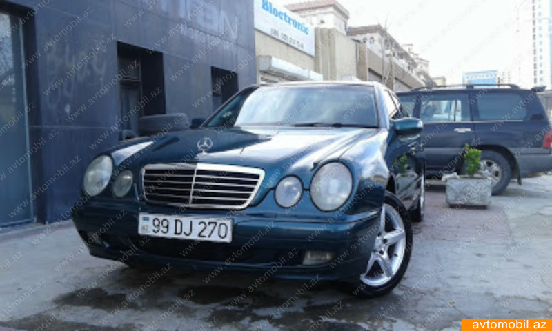 Mercedes benz e 270 urgent sale second hand 2000 8000 for Second hand mercedes benz for sale