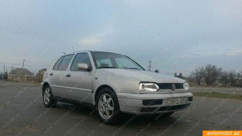 Volkswagen Golf 2.0(lt) 1996 İkinci əl  $2360