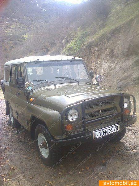 UAZ 469 2.5(lt) 1998 İkinci əl  $7600