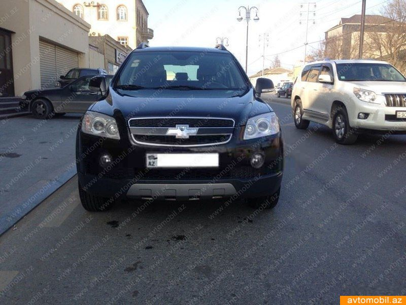 Chevrolet Captiva 3.2(lt) 2007 Second hand  $10860