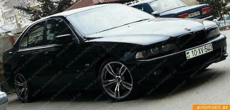 BMW 540 4.4(lt) 1998 Подержанный  $7200