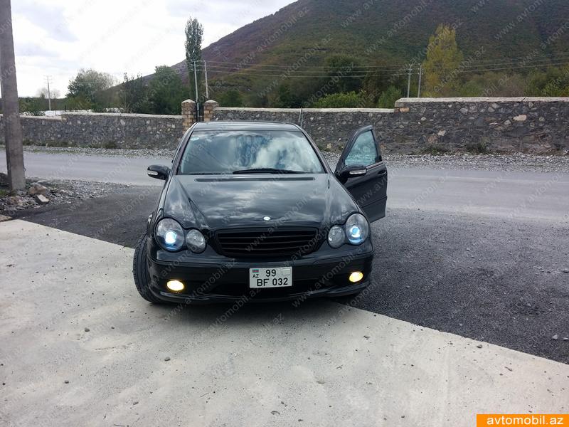 Mercedes-Benz C55 AMG 3.2(lt) 2002 Подержанный  $11500