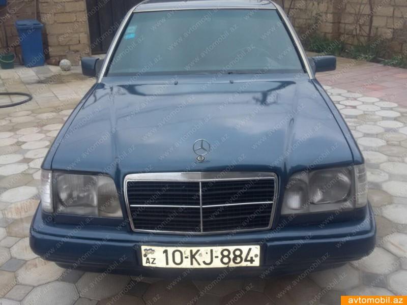 Mercedes-Benz E 230 2.3(lt) 1986 Подержанный  $2000