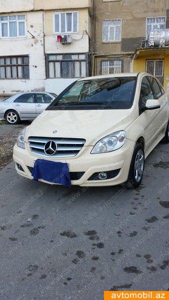 Mercedes-Benz B 200 2.0(lt) 2009 Подержанный  $8820