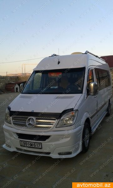 Mercedes-Benz Sprinter 2.2(lt) 2009 Подержанный  $38000