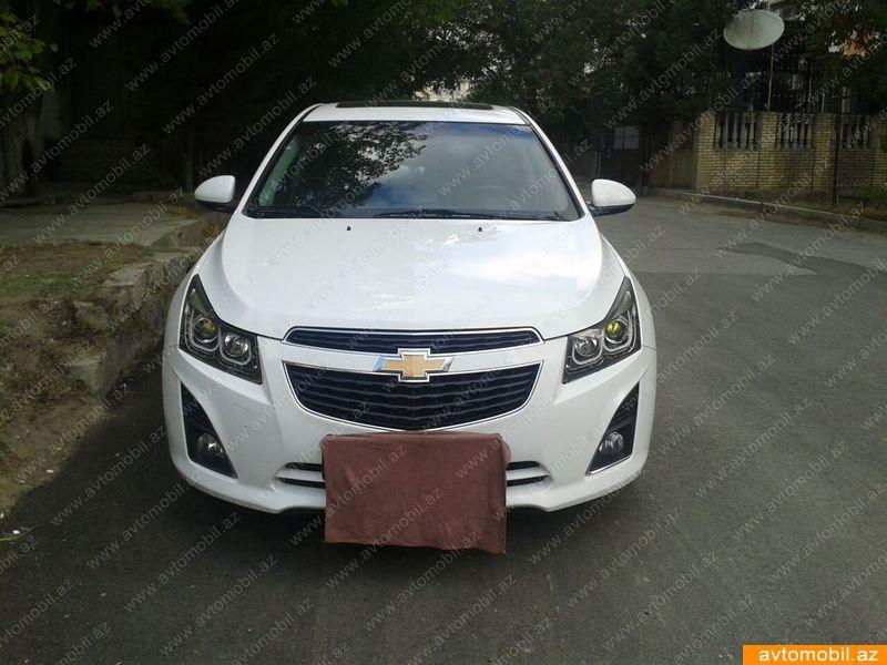Chevrolet Cruze 1.8(lt) 2013 Подержанный  $20000