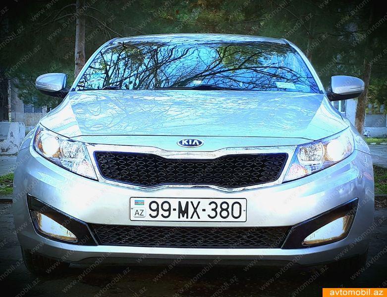 Kia Optima 2.4(lt) 2013 Подержанный  $16200