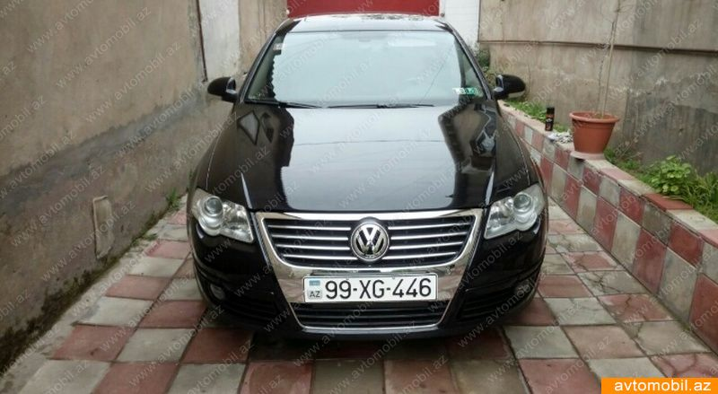 Volkswagen Passat 2.0(lt) 2008 Подержанный  $7400