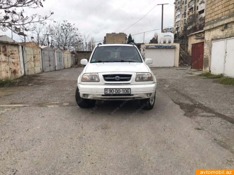 Suzuki Grand Vitara 2.5(lt) 2000 Подержанный  $8800