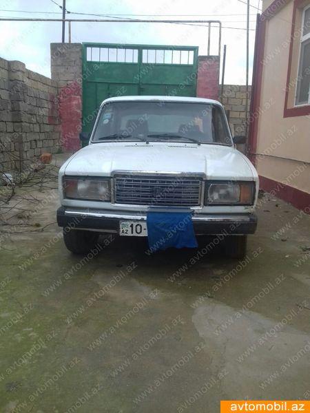 VAZ 2107 1.5(lt) 1985 Подержанный  $2000