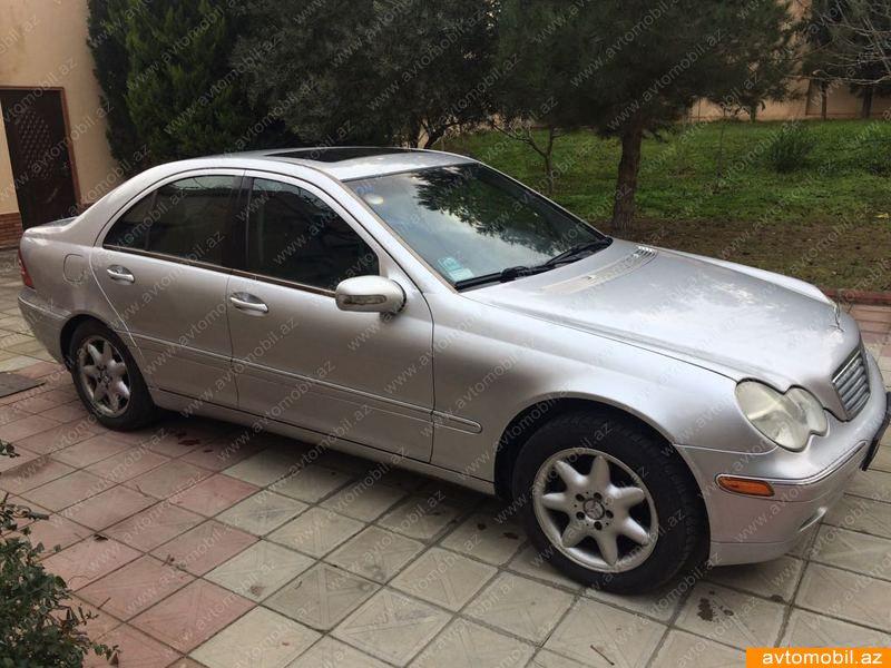 Mercedes-Benz C 240 2.6(lt) 2002 Подержанный  $11300