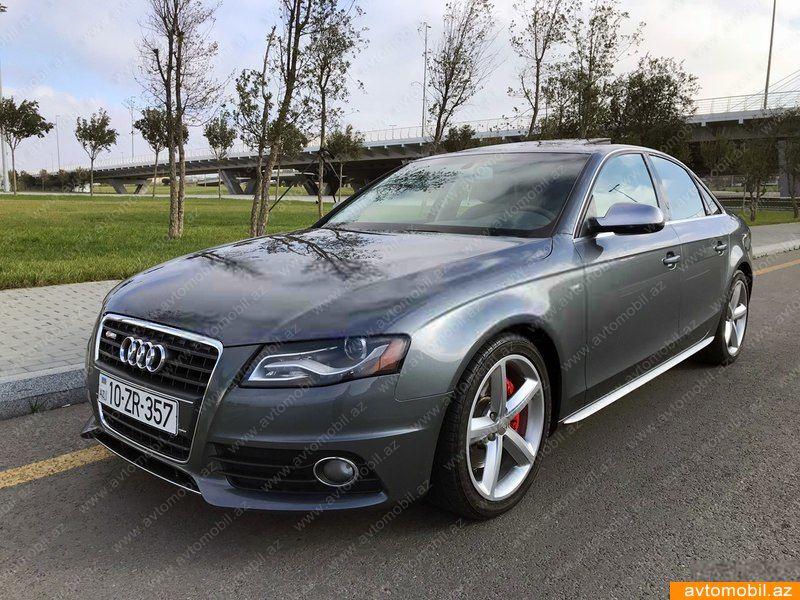 Audi A4 2.0(lt) 2012 Подержанный  $17500