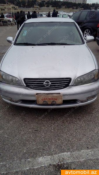 Nissan Maxima 3.0(lt) 2001 Подержанный  $4130