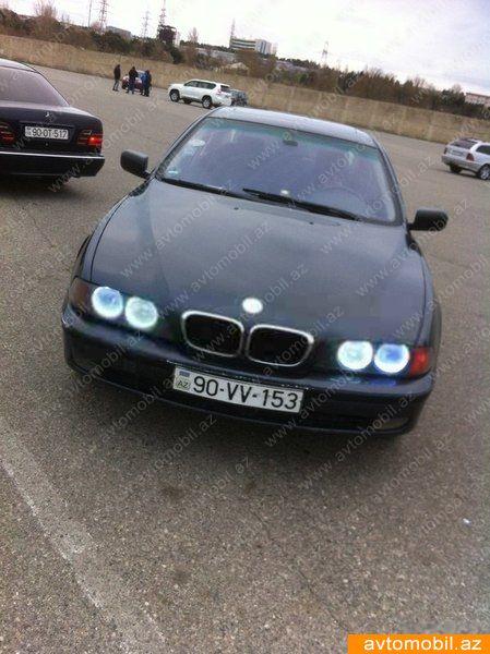 BMW 523 2.5(lt) 1998 Подержанный  $4430