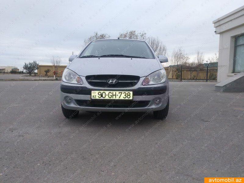 Hyundai Getz 1.4(lt) 2009 Подержанный  $7080