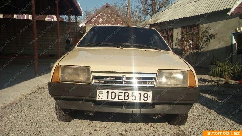 VAZ 2109 1.5(lt) 1988 Подержанный  $2450