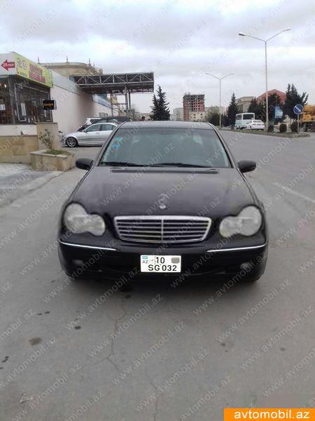 Mercedes-Benz C 320 3.2(lt) 2001 Second hand  $5780