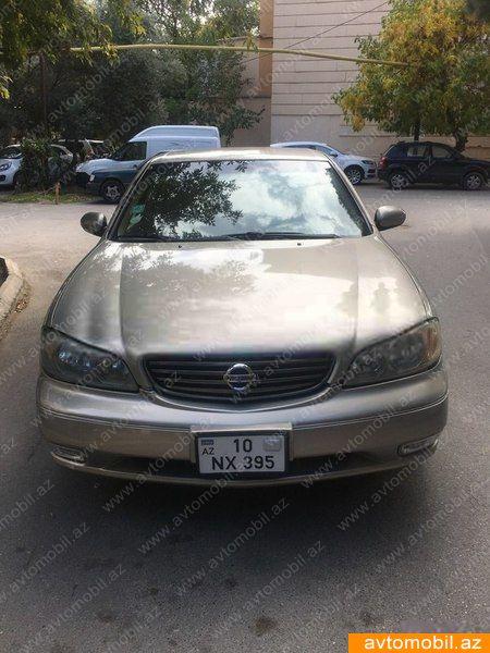 Nissan Maxima 3.0(lt) 2004 İkinci əl  $5900