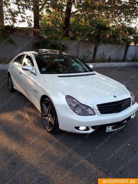 Mercedes-Benz CLS 500 5.0(lt) 2004 İkinci əl  $16520