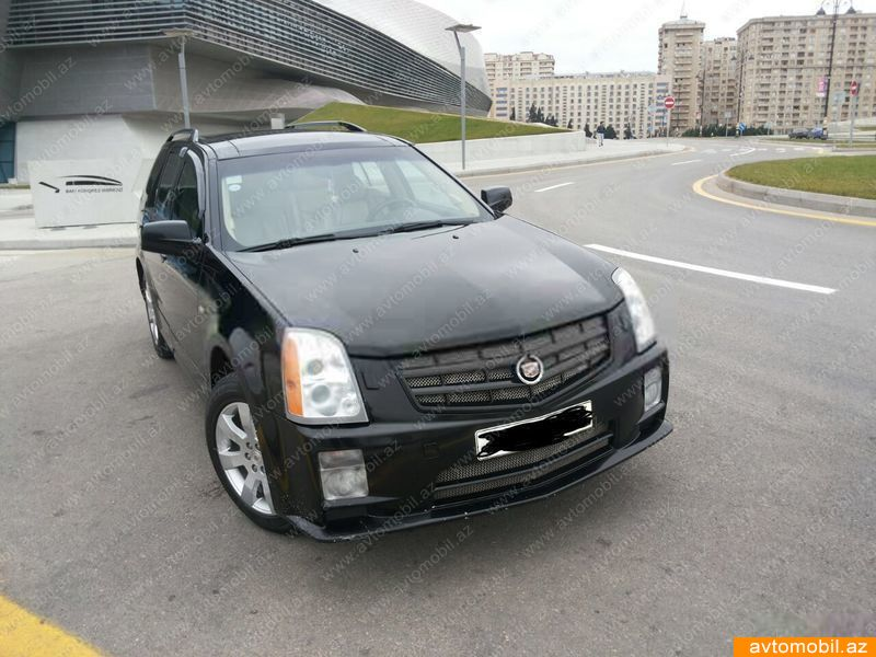 Cadillac SRX 4.6(lt) 2008 İkinci əl  $12690