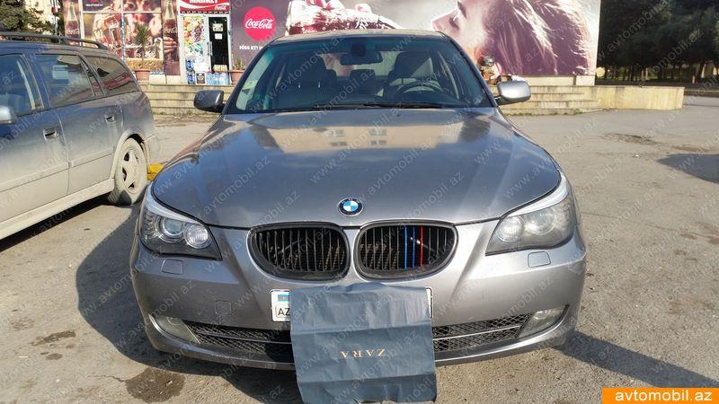 BMW 535 3.0(lt) 2008 Подержанный  $14000