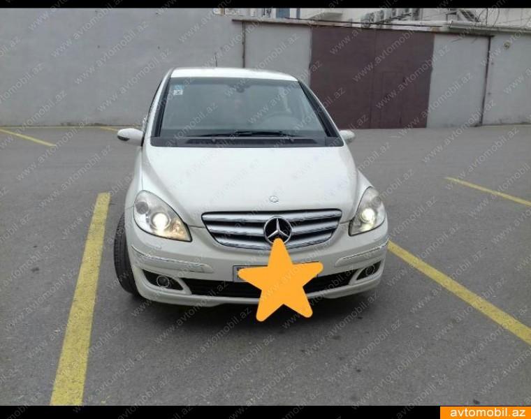Mercedes-Benz B 170 1.7(lt) 2006 Подержанный  $7000