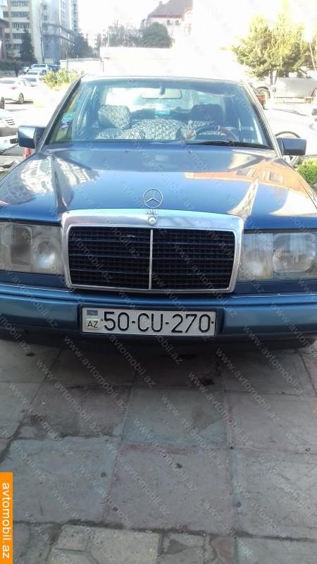 Mercedes-Benz E 260 2.6(lt) 1990 Second hand  $4800